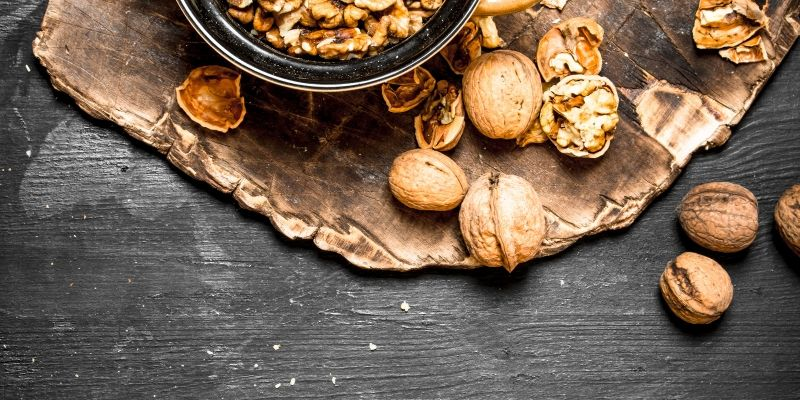 are walnuts toxic to dogs