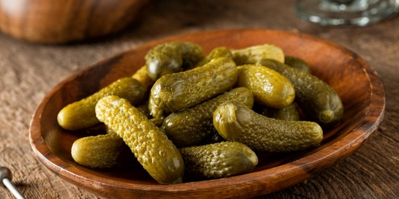 pickles and dogs